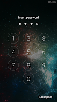 Screenshot of Slide to unlock