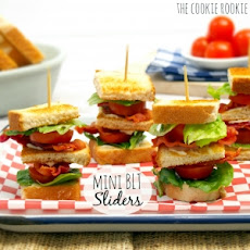 Mini BLT Sliders