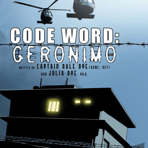 Code Word: Geronimo LOGO-APP點子