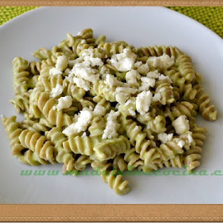 Avocado Pasta Feta Recipes