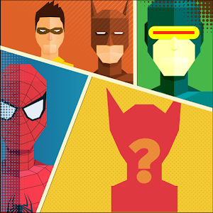 Super Hero Quiz