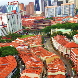 City View by Koh Chip Whye - Buildings & Architecture Office Buildings & Hotels (  )