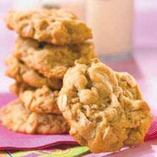 Lunch Box Oatmeal Cookies