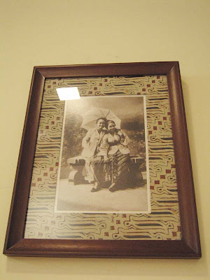 Home Sweet Home Oleh Oleh Dari Bandung Frame Mat Batik Di Kartika Sari
