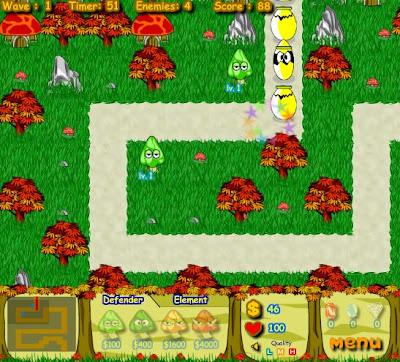 【防衛ゲーム】「Mushroom Farm Defender」キノコを植えて育てて戦う