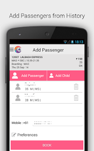 App IRCTC Connect APK for Windows Phone