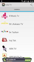 Screenshot of İndia TV