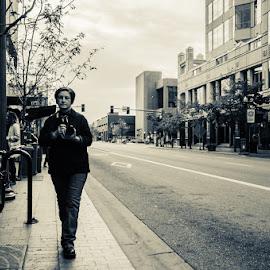 by Jeffrey Samuels - People Street & Candids ( idaho, boise, farmers market, 2014 kelby photowalk, downtown, idaho daytime )