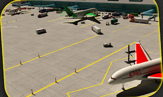Screenshot of Transporter Plane 3D