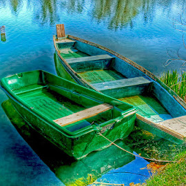 boat by Zeljko Kustec - Transportation Boats ( boat )