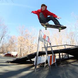 ollie by Ryan Sheppard - Sports & Fitness Skateboarding