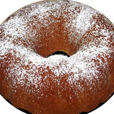 Five Flavor Pound Cake II