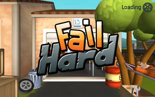 Fail Hard - screenshot