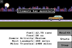 Screenshot of Organ Trail: Director's Cut