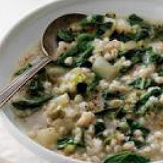 Barley and Greens Gumbo