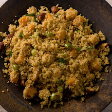 Browned Butternut Squash Couscous Recipe