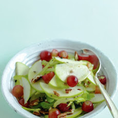 Apple, Grape, and Celery Salad