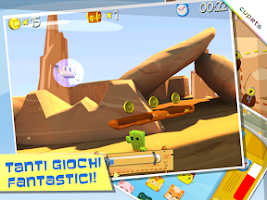 Screenshot of Cupets