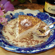 Irish Cream Cheesecake