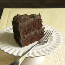 Capitol Grade Dark Chocolate Cake Recipe