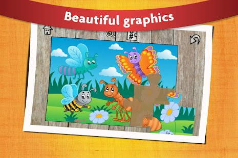 Download Kids Animals Jigsaw Puzzles APK to PC