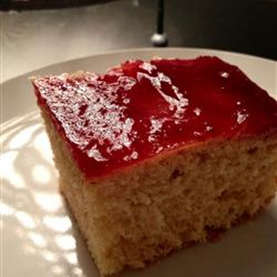 Nana's Old Fashioned Jelly Cake