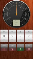 Screenshot of Barometer & Altimeter
