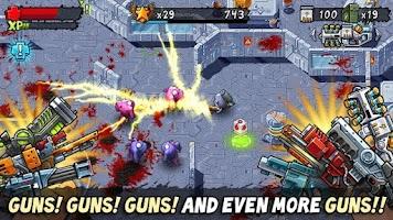 Screenshot of Monster Shooter