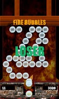 Screenshot of Fire Bubbles