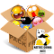 Emoticons pack Text & Stickers 1.0.1_09 Apk
