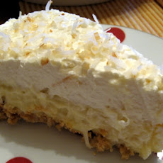 Coconut Cream Frozen Dessert