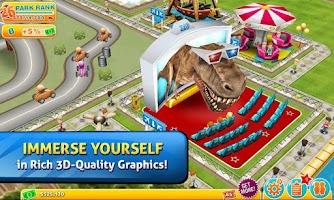 Screenshot of Theme Park