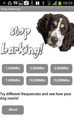 Stop Barking FREE