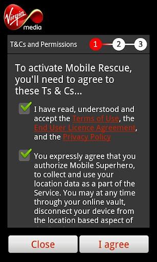 Virgin Mobile Rescue