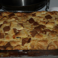 Breakfast French Toast Bread Pudding