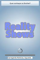 Screenshot of Reality Shows - Atualizadas