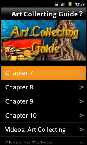Art Collecting Guide