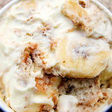 Banana Cheesecake Pudding