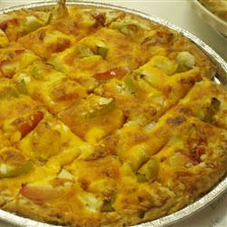 Apple Cheese Pizza