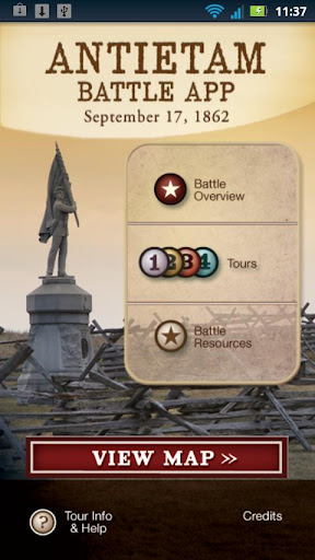 Antietam Battle App