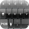 BlackGlass KeyboardSkin icon