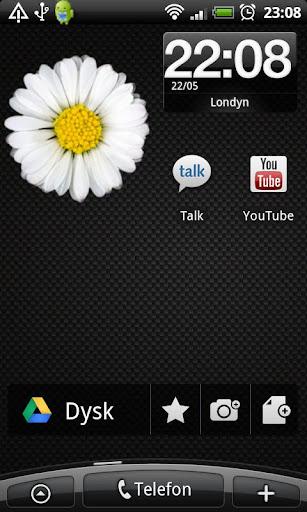 Daisy Battery Widget