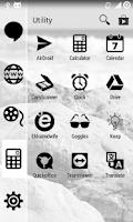Screenshot of gTheme