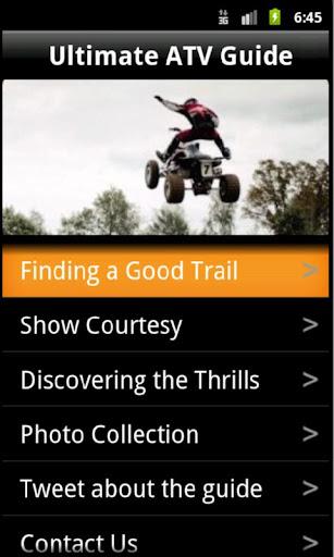 Ultimate ATV Guide