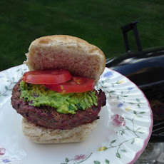 Salsa Burgers - Clean Eating
