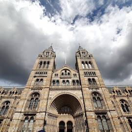 sharp perspective at NHM by Almas Bavcic - Buildings & Architecture Other Exteriors