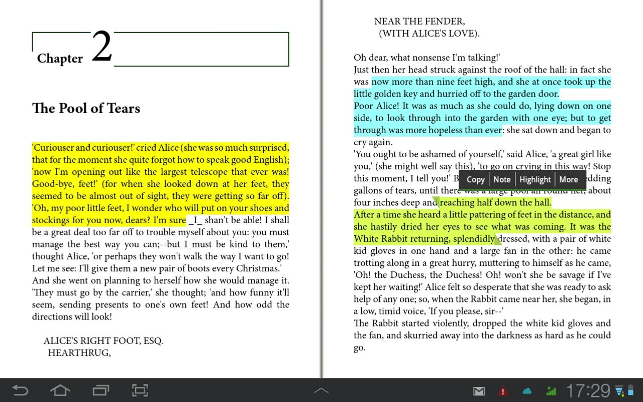 Universal Book Reader Screenshot 11