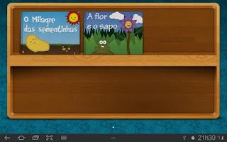 Screenshot of Magic Coloring Book