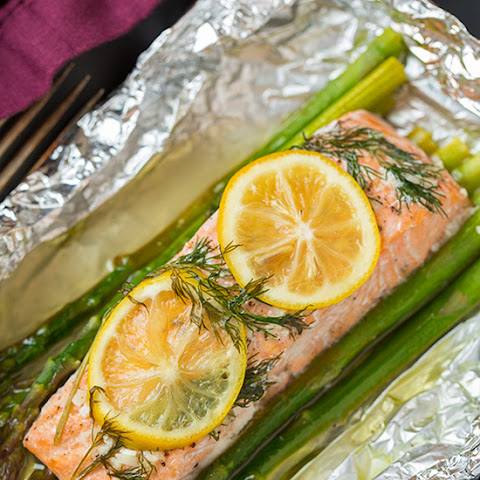 Baked Salmon With Foil Recipes | Yummly