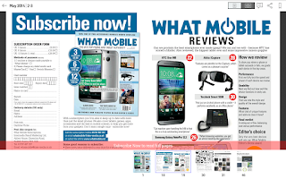 Screenshot of What Mobile